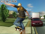Play 3D Stunt Skateboarding