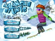 Play Avalanche skating stunts