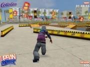 Play Cola Cao urban roller skater