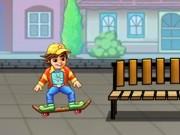 Play Crazy skater