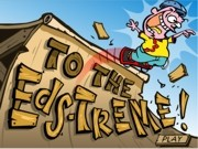 Play Ed skates to the extreme