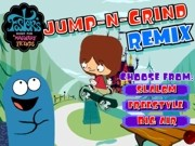 Play Skate jump and grind